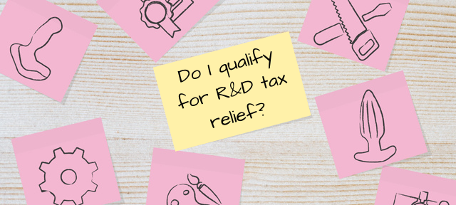 R&D Tax relief for Sex Tech. Do you qualify?