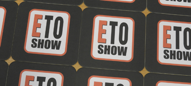 Sated Design will visit the ETO Show